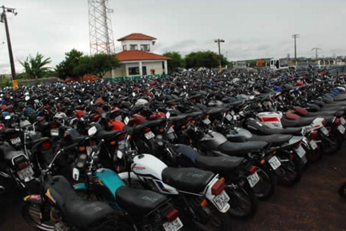 leilão online de motos