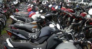 leilão de carros e motos DETRAN 2016