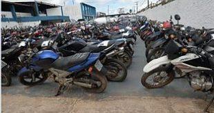 Leilão de carros e motos Detran AM 2016