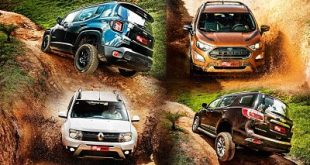 Carros off road