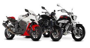Quais os tipos de motos presentes no mercado brasileiro.