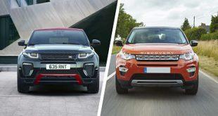 Qual a diferença entre Land Rover e Range Rover